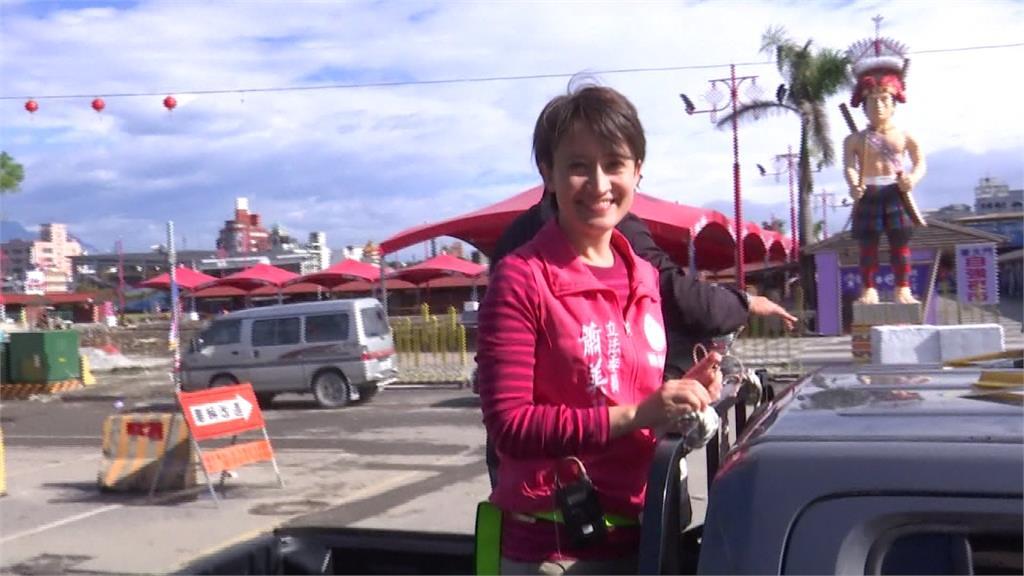 台灣首位女性駐美代表 蕭美琴「英文名」超台味