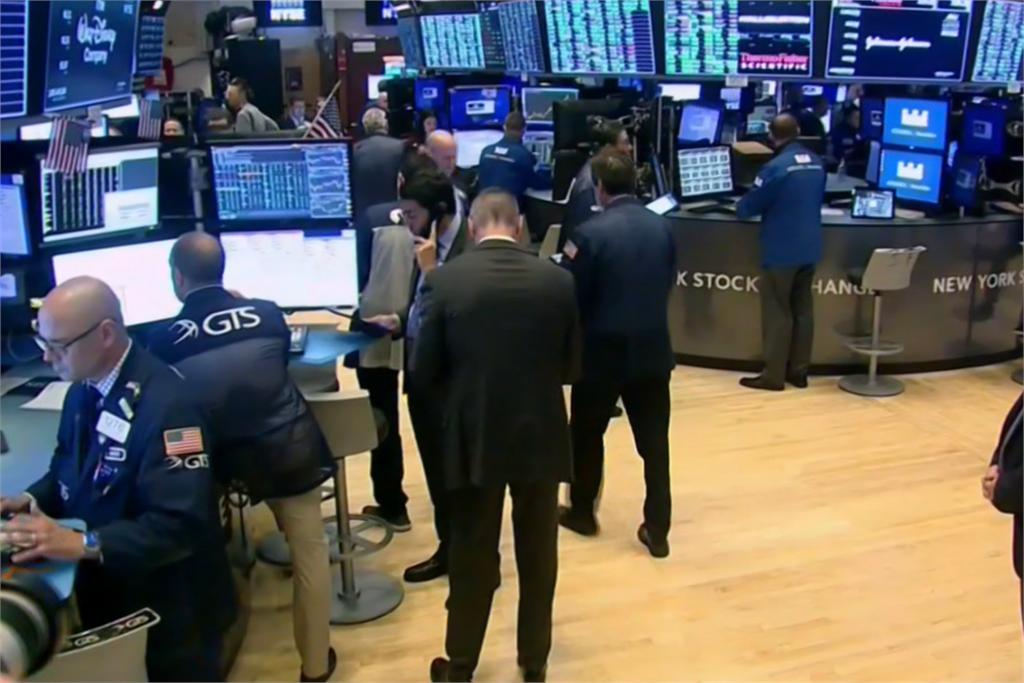快新聞/美國經濟復甦可能性大 華爾街股市大漲
