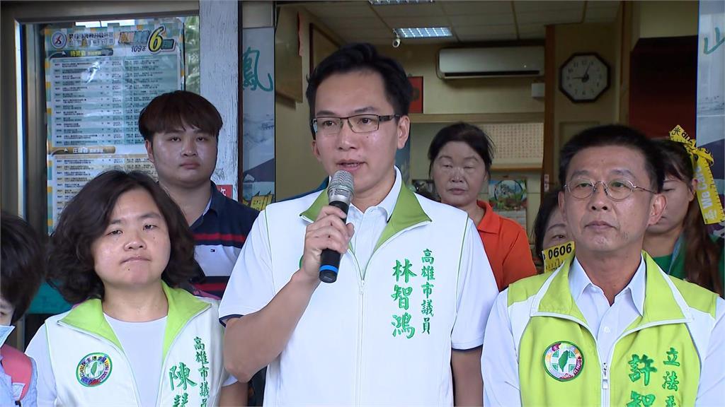 快新聞/林智鴻喊話國民黨 小心因韓國瑜導致黨泡沫化