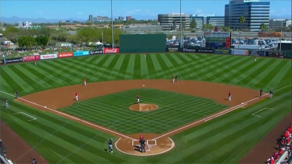MLB/台灣時間7月24日開幕戰 大聯盟不打熱身賽直接開季