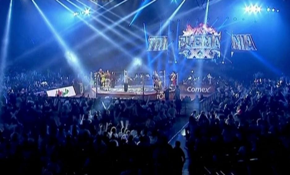 疫情導致場館關閉 墨西哥上千摔角選手被迫失業