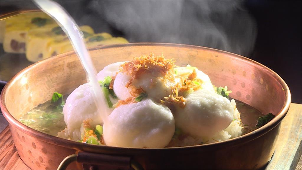 台菜年輕化!鹽焗台灣鯛鎖住湯汁風味