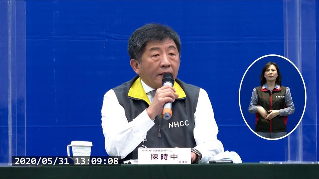 陳佩琪指警告世衛信「硬拗」陳時中:看不懂我也沒辦法
