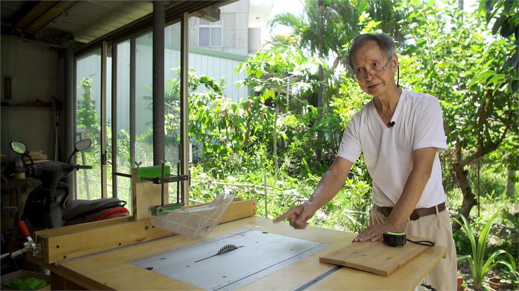海岸山脈醞釀65年的木藝故事|寶島樂田誌