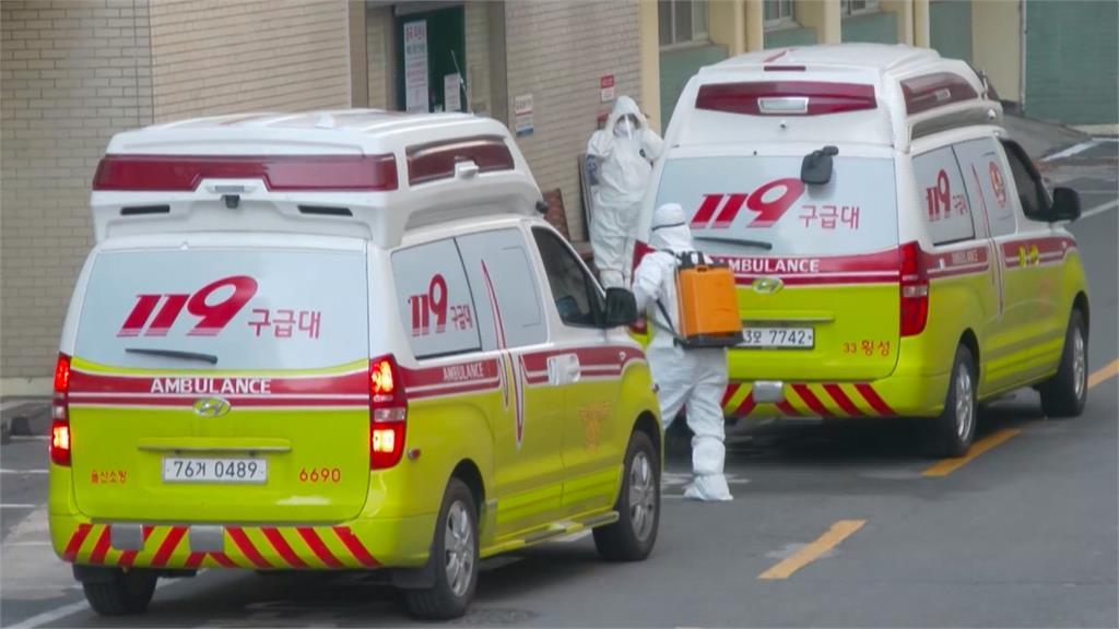 武漢肺炎/再爆第二波疫情 南韓將祭嚴格邊境措施