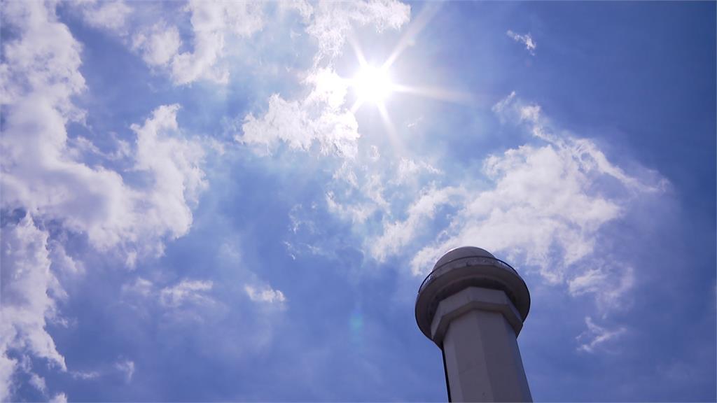 124年來最高溫!台北連17天超過36度 今飆到39.7度