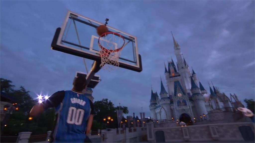 NBA/迪士尼世界幅員遼闊+設備周全 可望成復賽主場