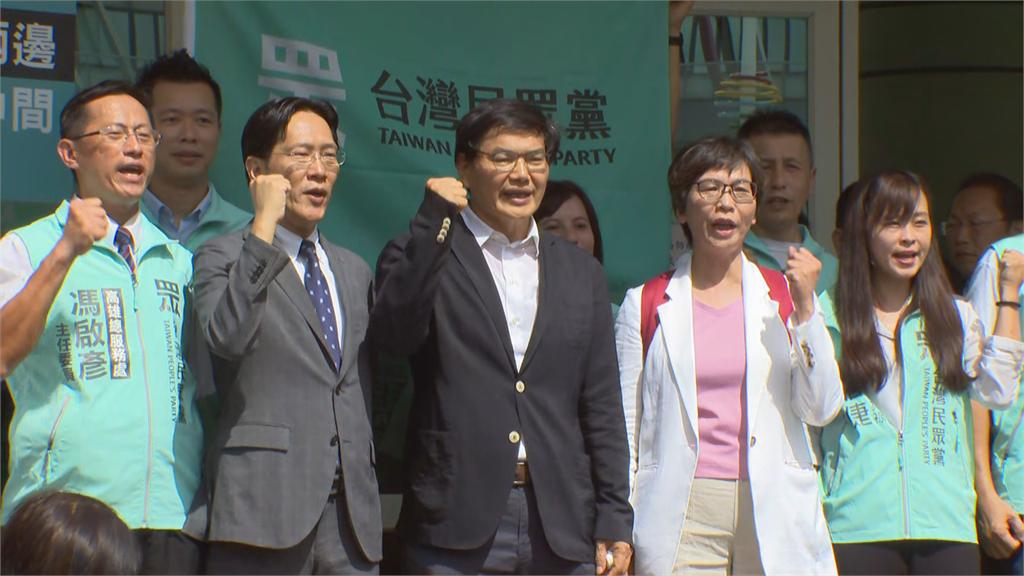 快新聞/民眾黨找吳益政選高市長 親民黨:柯宋事先未會面