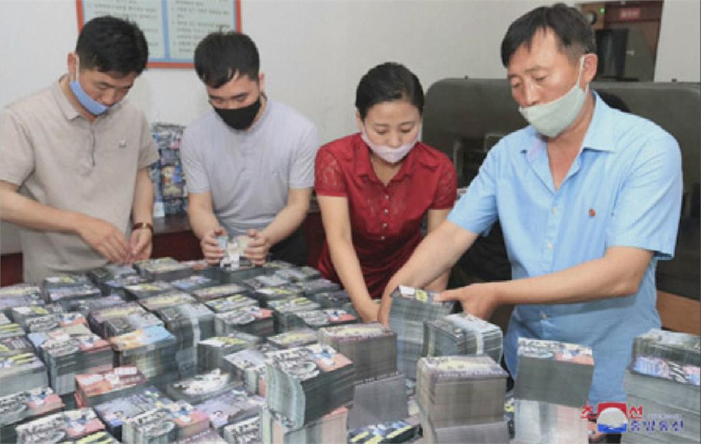 北朝鮮反擊南韓 稱已備好3千氣球1200萬張傳單