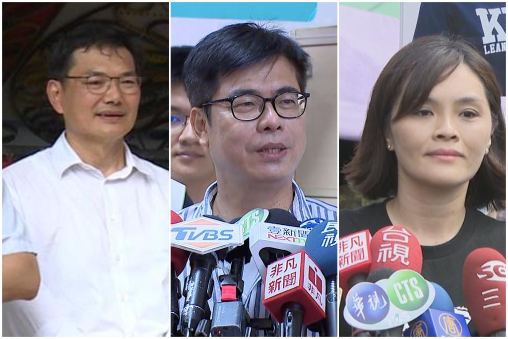 快新聞/高雄市長補選公辦政見發表會 確定8/1下午2:30舉行