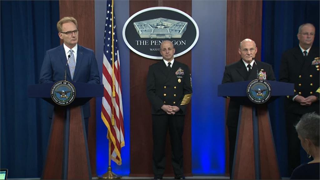 美國凍結海外美軍行動60天!海上移動中、駐阿富汗除外