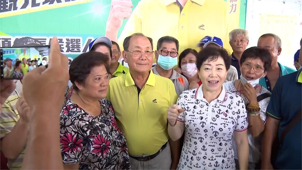 屏東崁頂鄉長補選 70歲曾輝地當選成「全國年紀最長的鄉長」