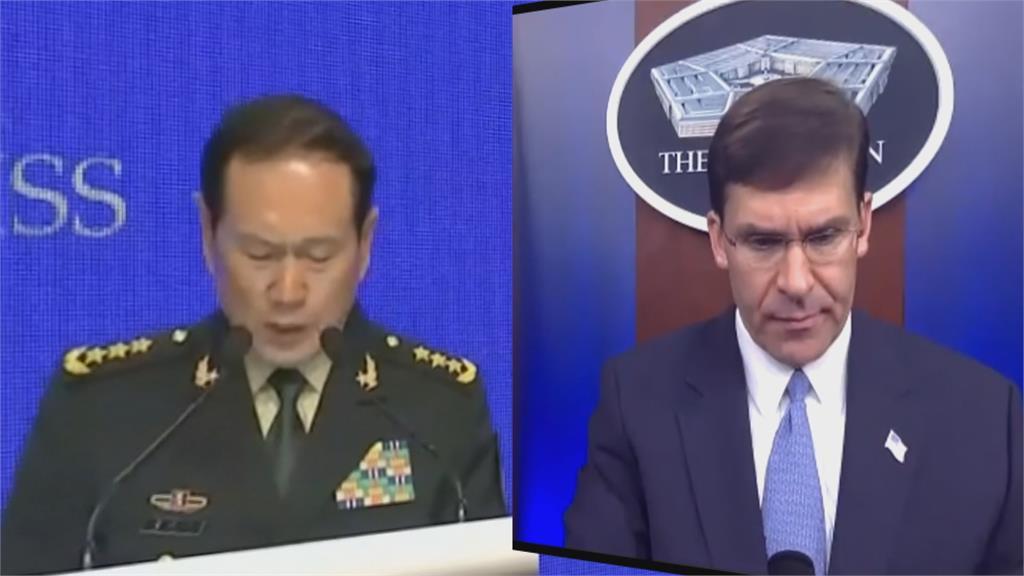 90分鐘「冷線」牛頭不對馬嘴  美中國防部長通話各講各的