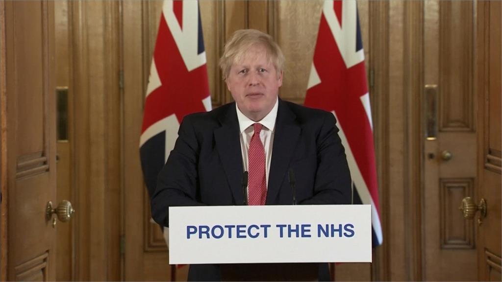 英國擬進行「義式封鎖」 通知150萬高風險民眾禁足3個月