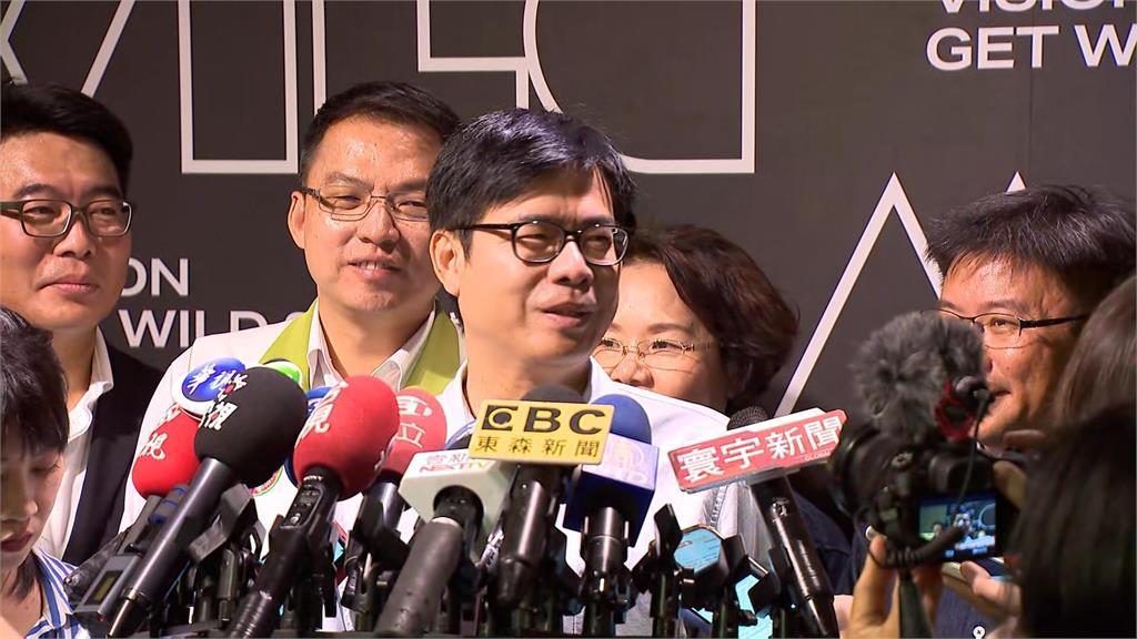 快新聞/陳其邁不愛喊口號 強調政策必須務實可行