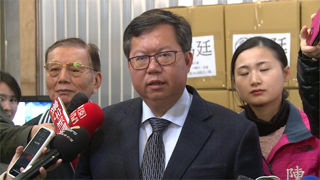 快新聞/鄭文燦:阿輝伯將永遠活在台灣人民心中