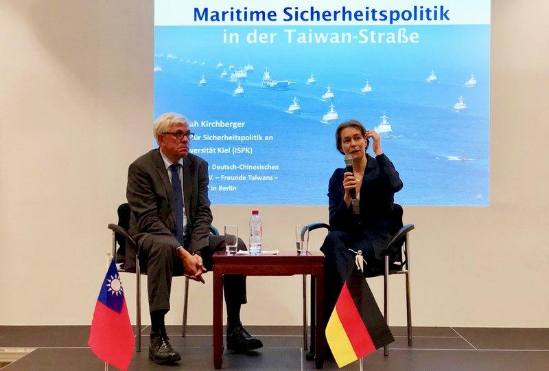 中國瘋狂造軍艦引亞洲危機?德國專家:仍無力攻台與阻止美軍協防