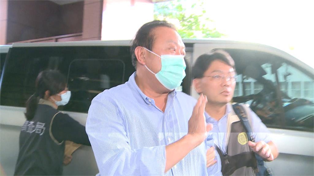快新聞/蘇震清疑涉收賄 民進黨今晚8時舉行廉政會