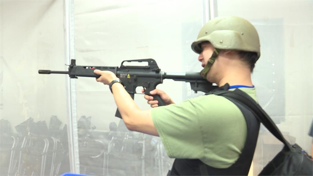 福爾摩沙共和會彰化行 參訪MIT玩具槍公司、越光米