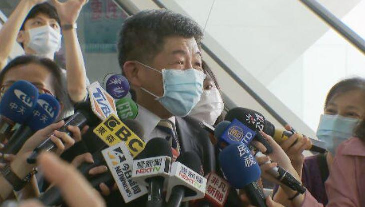 快新聞/陳時中稱上週六醫療器材會議有共識 希望可以降低紛爭