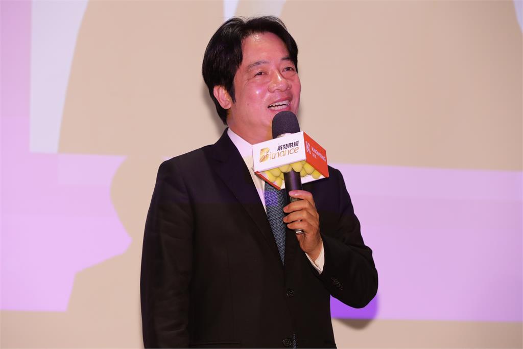 台灣新創生態系迎接5G!賴清德:希望未來不僅有獨角獸