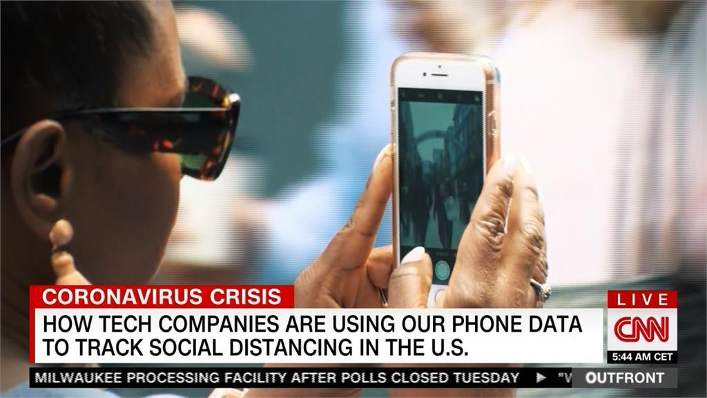 有乖乖待在家嗎?美國部分州政府以手機定位追蹤居民足跡