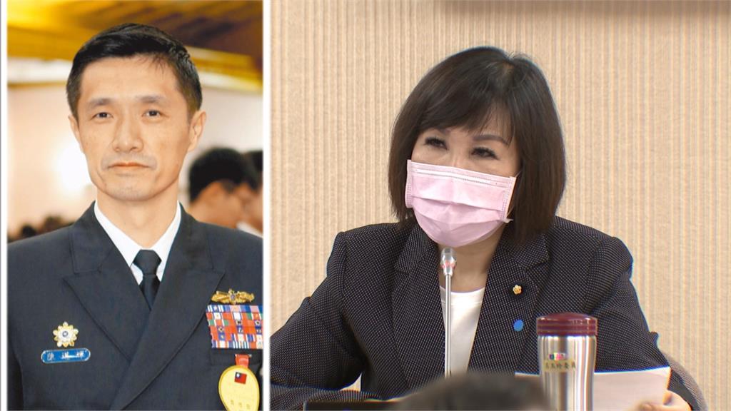 敦睦支隊長喊冤「有回報一人發燒」嚴德發否認