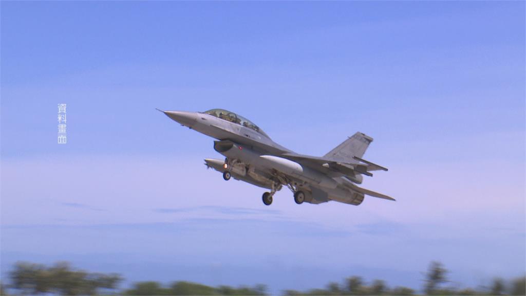 中國又要怒了! 28年最大軍購案 美售台66架F-16戰機