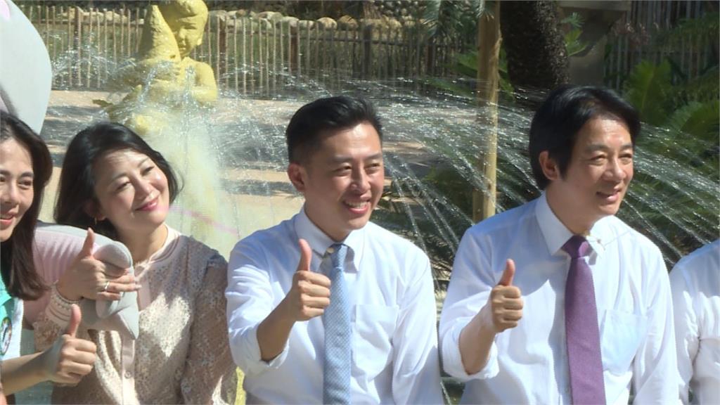 副總統帶頭推國旅!賴清德逛新竹動物園大講笑話