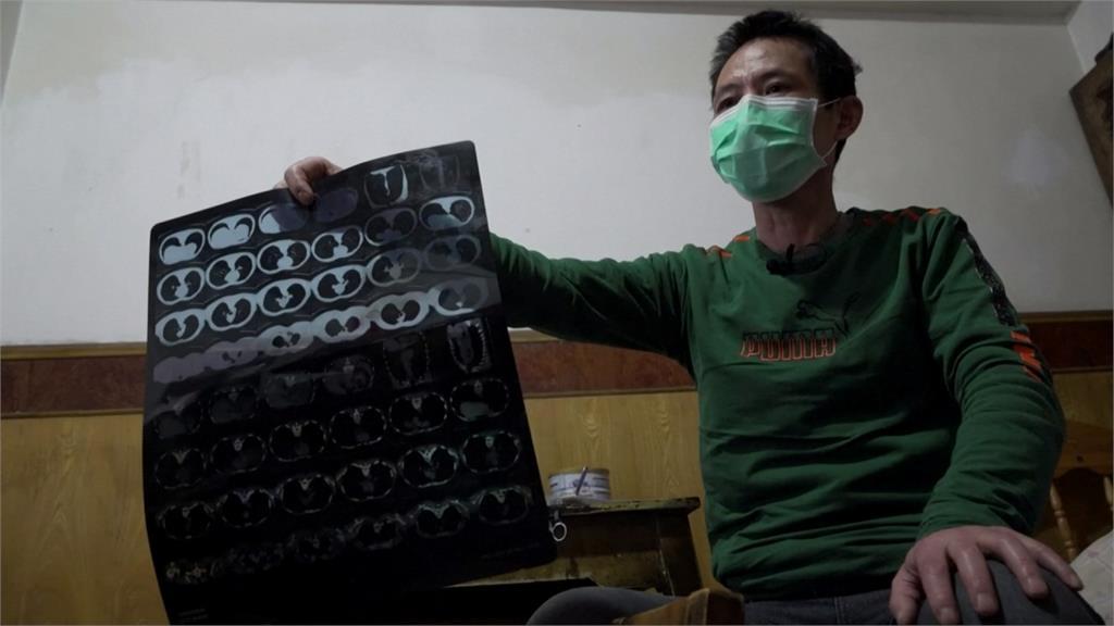 中國檢測準度低?武漢男有症狀3採卻呈「陰性」