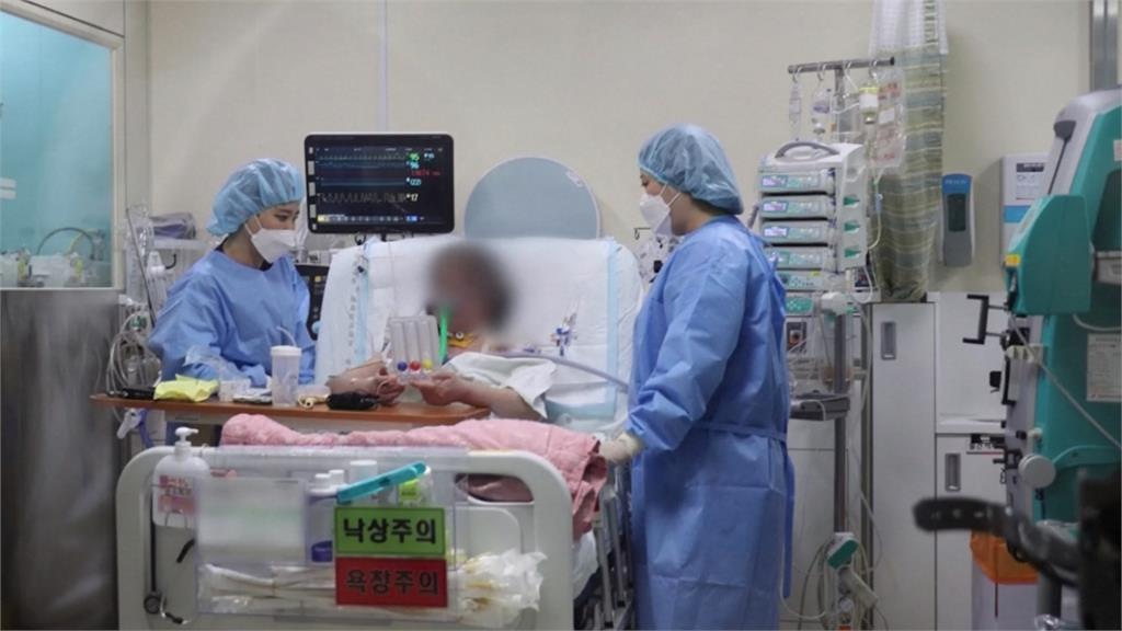 染疫肺部纖維化 南韓病患成功「雙肺移植」