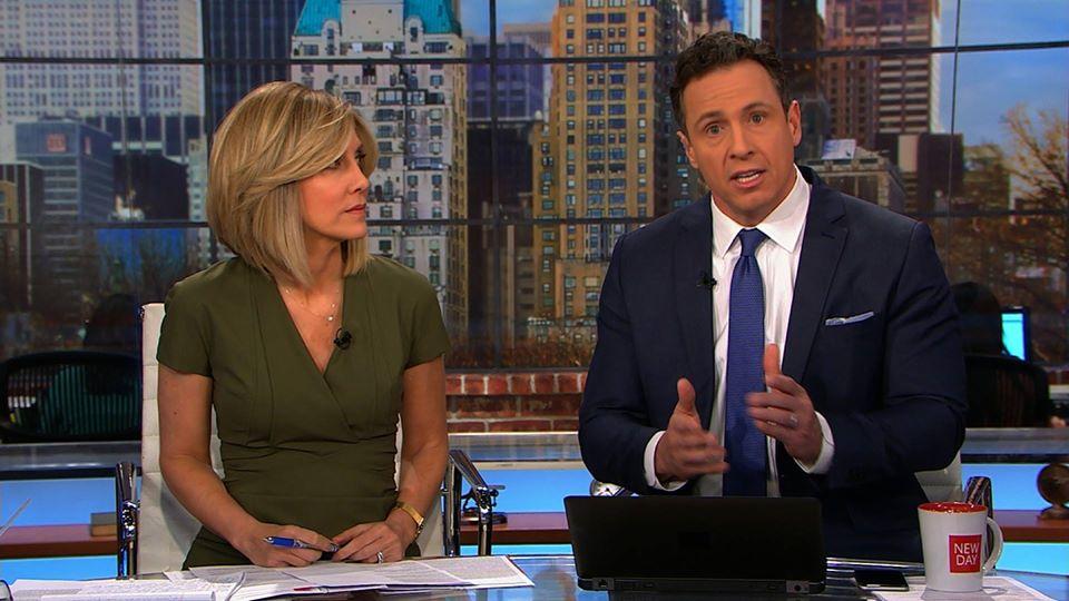 快新聞/紐約州長連線到一半…CNN主播郭莫自曝妻子也染疫! 味嗅覺均喪失