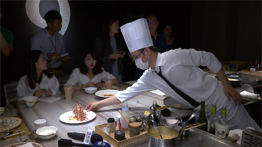 唯一替金正恩做菜的台灣人!鐵板燒師傅揭露「最愛料理」
