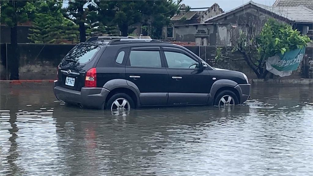 梅雨鋒面發威!全台各地傳出淹水災情
