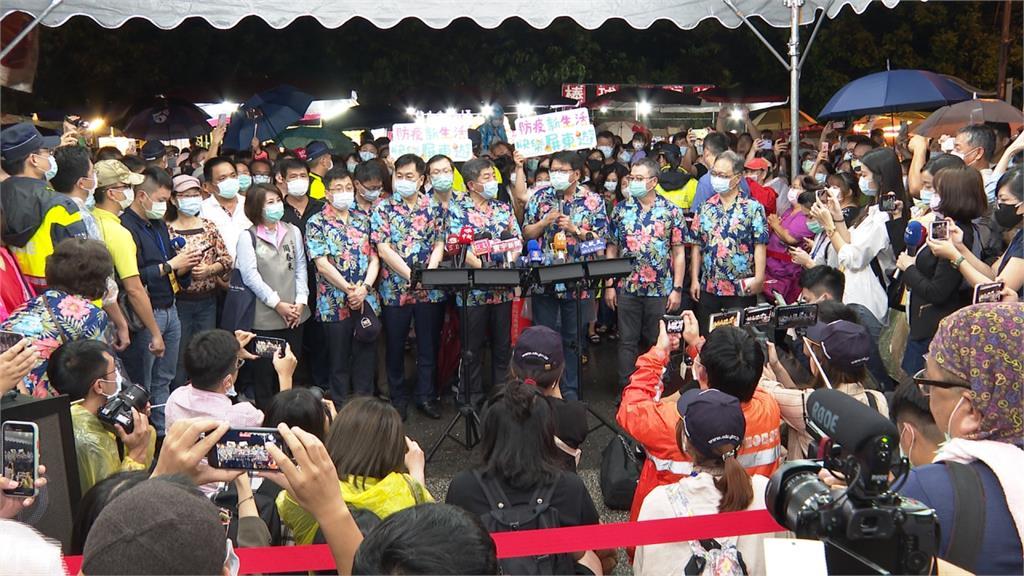 黃偉哲力邀  陳時中確定月底到台南推「防疫旅遊」