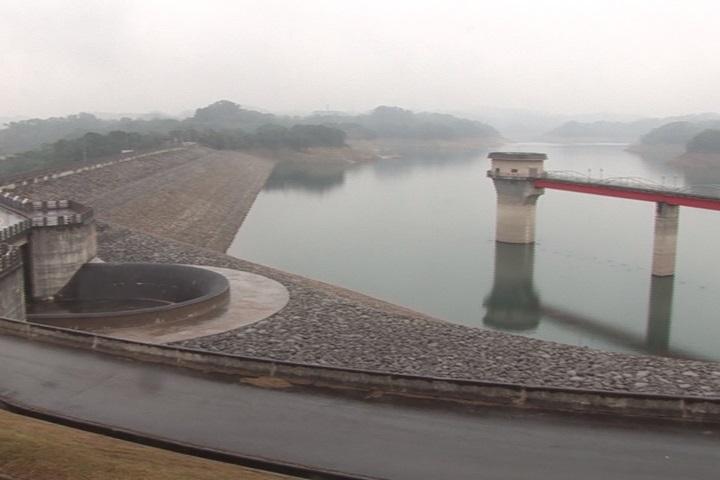 新竹水情吃緊!供水主力寶二水庫蓄水量跌破5成