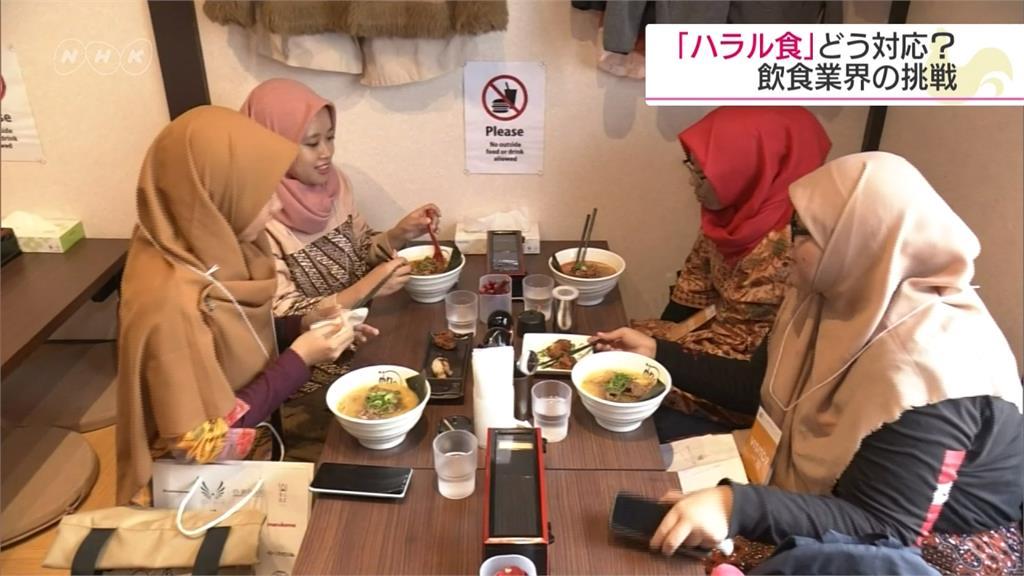 旅日穆斯林大增 「清真飲食」成餐飲界大課題