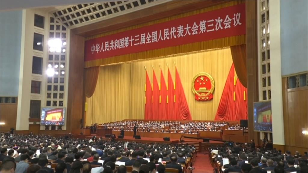 中國強推「港版國安法」 川普:美國將強力回應