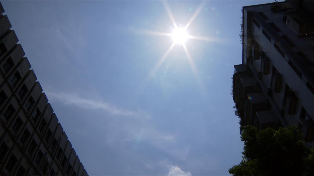 7縣市發高溫警報!超熱天氣將持續到「這天」