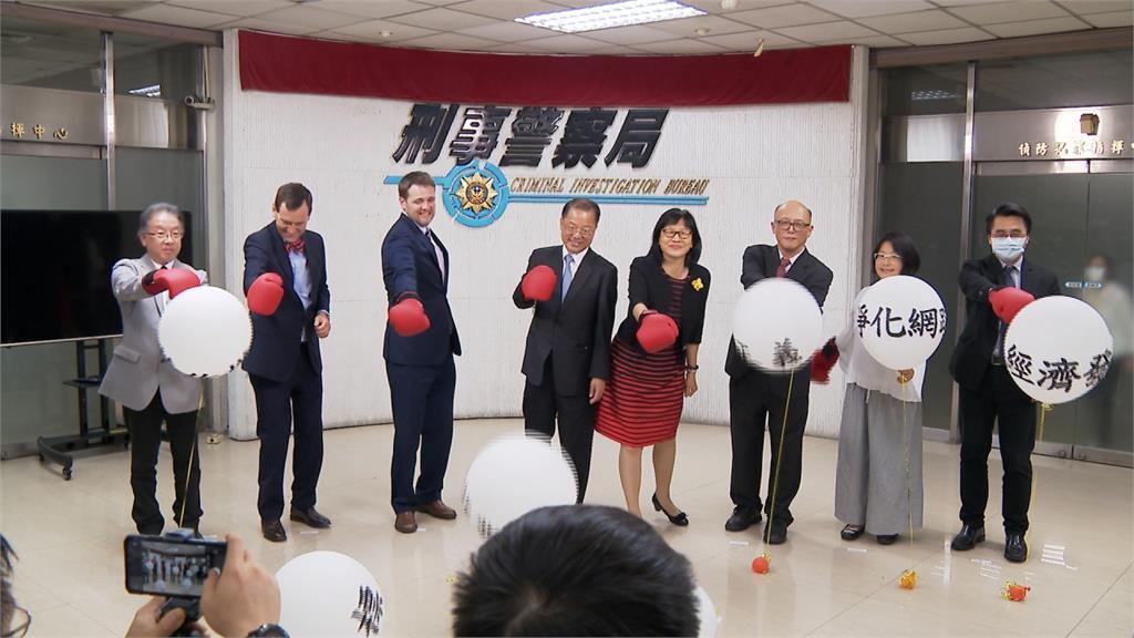 台灣掃蕩「楓林網」盜版網站 AIT、美國商會等來台表達感謝