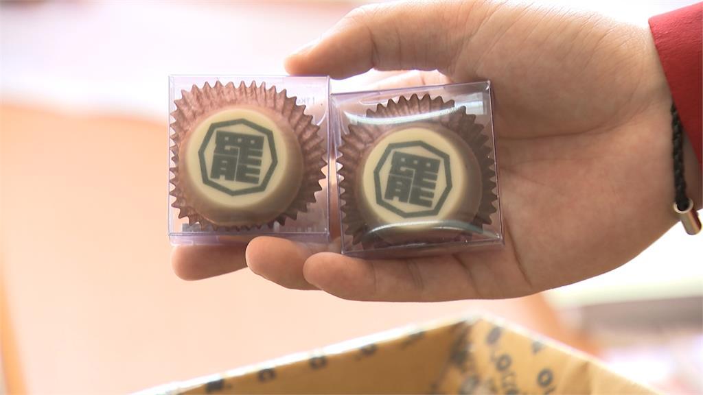 罷韓也過情人節!4張連署書送「罷字巧克力」周末有望達30萬份
