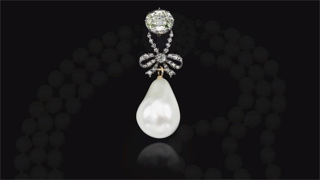 天價!法國瑪麗安東尼皇后珠寶 拍賣高達13.2億