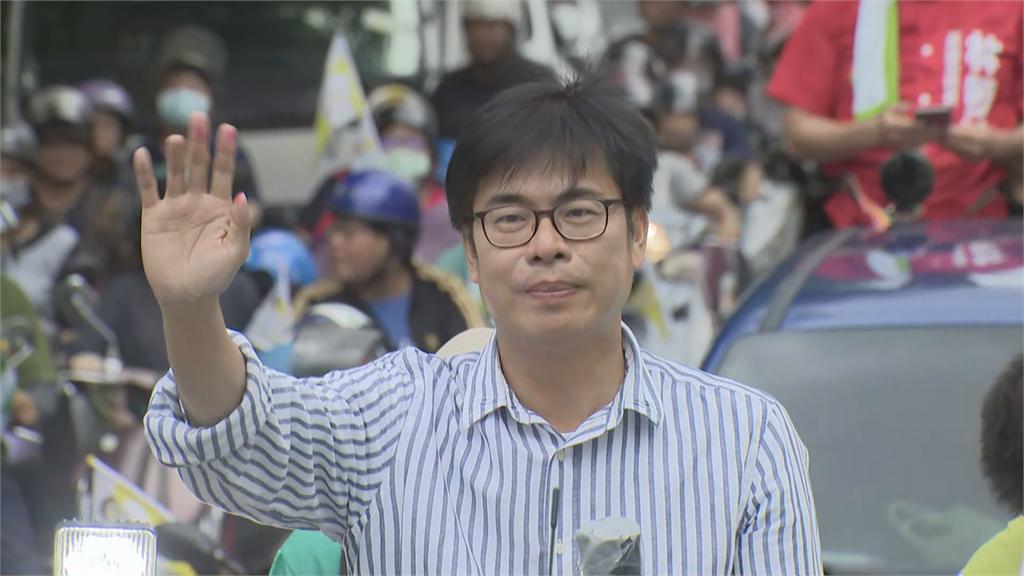 快新聞/黃偉哲、林飛帆助陣 陳其邁:8/15投票日是重中之重