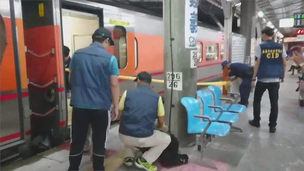 快訊/嘉義鐵路警察遭刺傷勢過重 今日8:27不治身亡