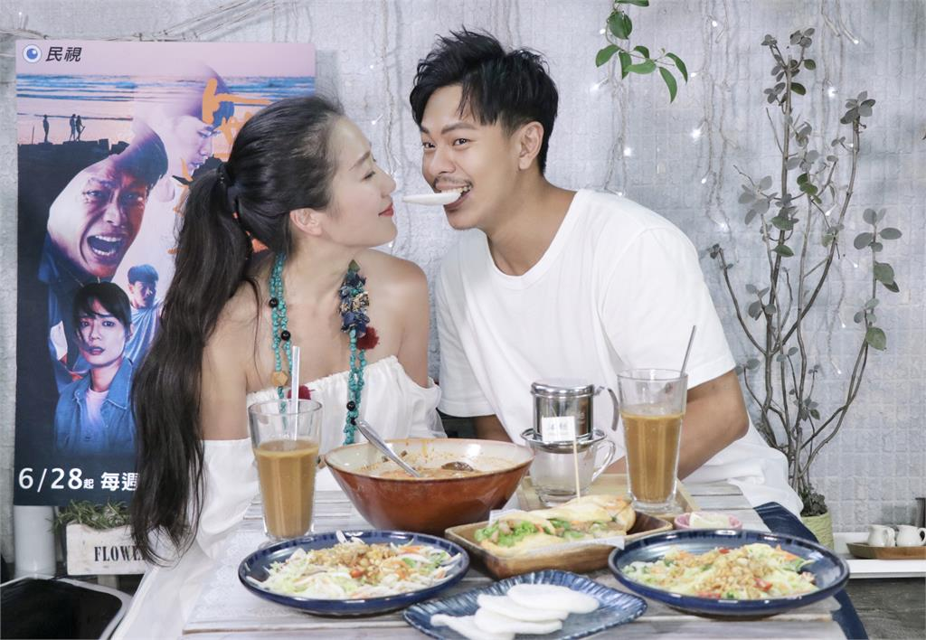 李相林、孫綻拍《無主之子》太甜膩 網友敲碗「直接結婚」