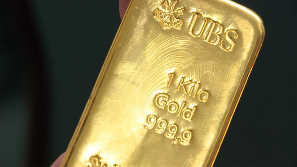國際金價狂飆! 漲幅將近19% 九年最強