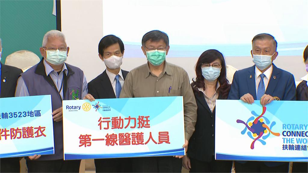 快新聞/「台灣抗SARS抵抗力變強!」 柯文哲:他國沒被SARS操到這次一敗塗地