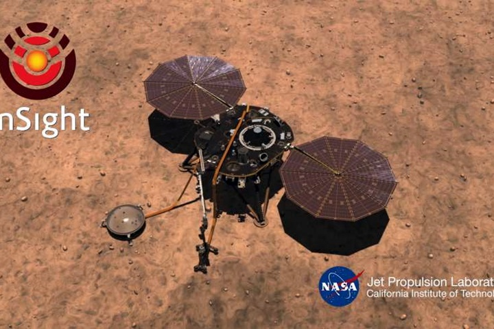 NASA這次要挖火星! 5日將發射「洞察號」