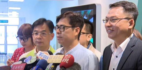 快新聞/港區國安法連台灣都管 陳其邁霸氣回:公文來了就送碎紙機!