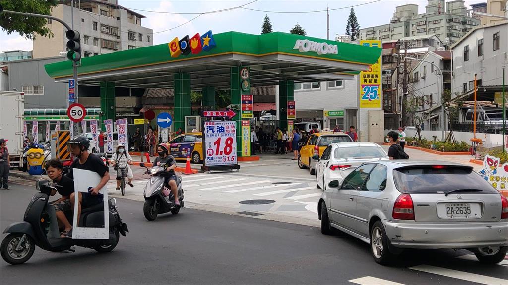 台塑石油插旗新北市板橋都會中心 台亞板橋民生加油站盛大開幕營運
